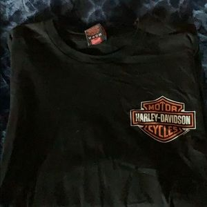 Seattle Washington Harley Davidson shirt